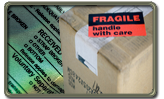 Packing and warehouse services